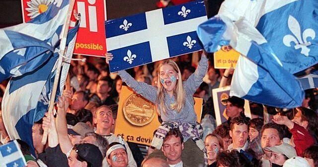 Référendum sur la souveraineté* 1995