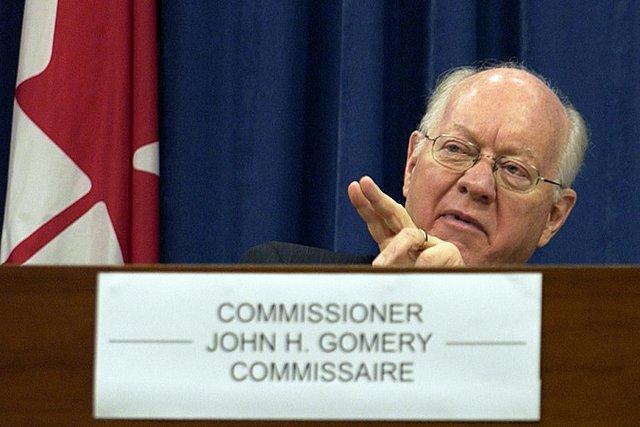 Commission Gomery* 2004