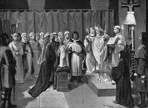 Matrimoni de Ramon Berenguer III amb Dolça de Provença 1112: matrimoni de Ramon Berenguer III amb Dolça de Provença