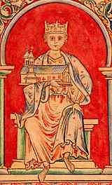 24. King Henry I (1100 - 1135)