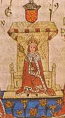 30. King Edwar i Longshanks (1272 - 1307)