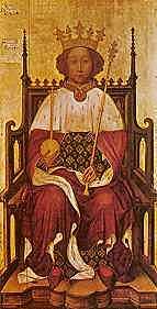 33. King Richard II (1377 - 1399)