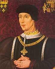 36. King Henry VI (1422 - 1461)