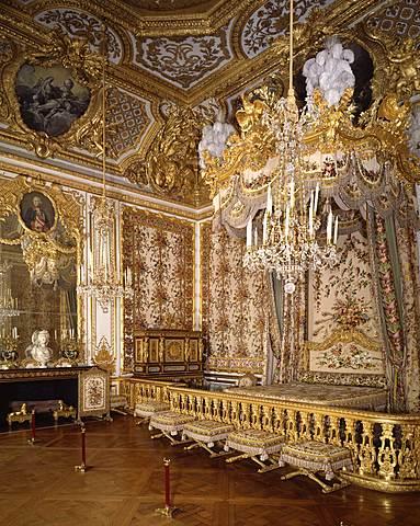 L'habitació de Maria Antonieta restituida