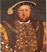 41. King Henry VIII (1509 - 1547)