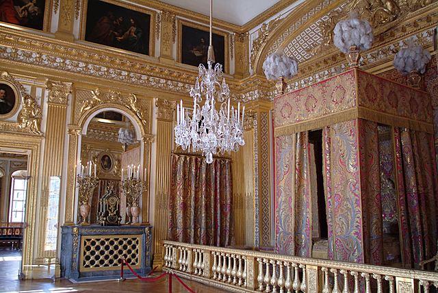 La restauració de l'habitació de Lluís XIV