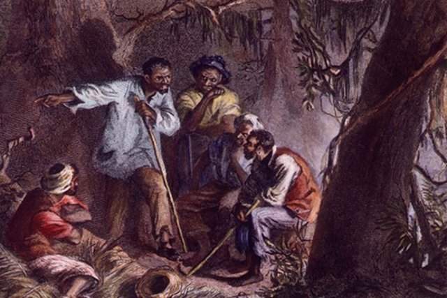 First Africans in America
