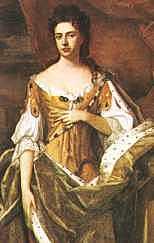 53. Queen Anne (1702 - 1714)