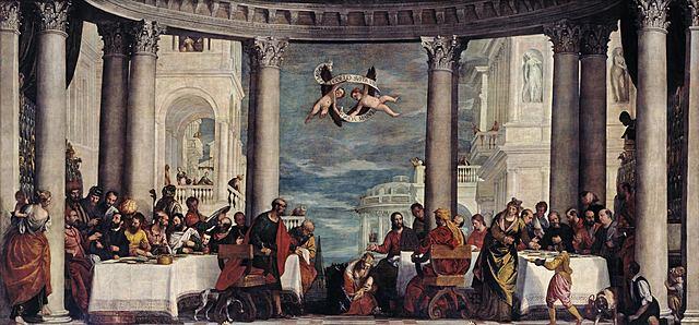 La restauració del Menjar a casa de Simon Fariseo, de El Veronés