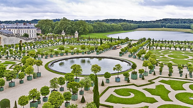 Els jardins de Versalles: