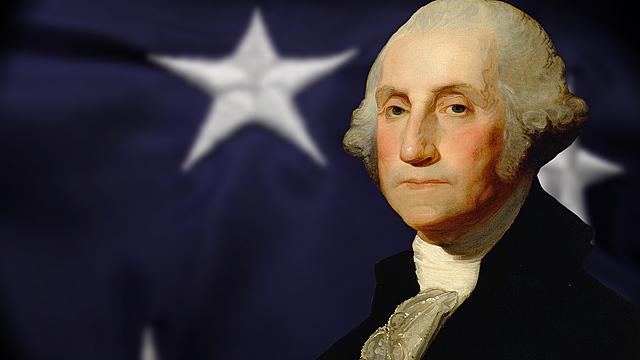 1º Presidente George Washington