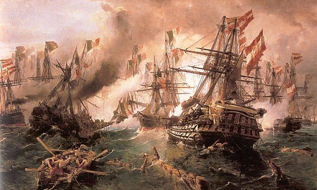Flotta battuta
