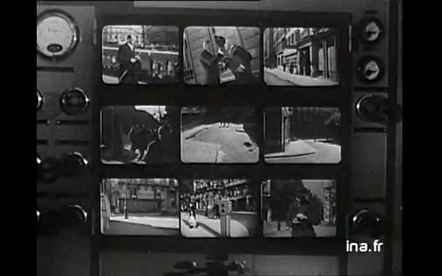 Первые экспериментальные телепередачи во Франции