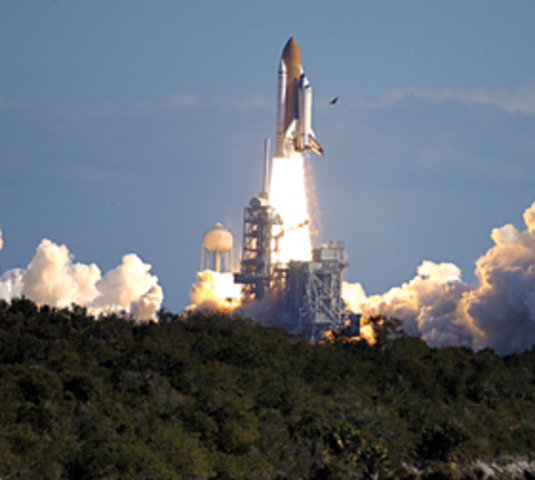 This was the year of the Shuttle Columbia disaster. It was when the astronaouts on the rocket crashed into Columbia and went missing