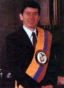 César Augusto Gaviria Trujillo
