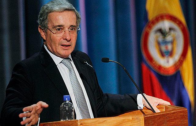 Álvaro Uribe Velez