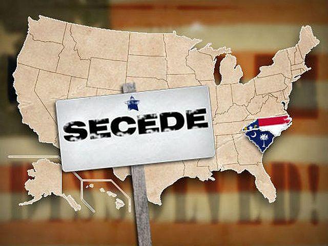 Secession Begins