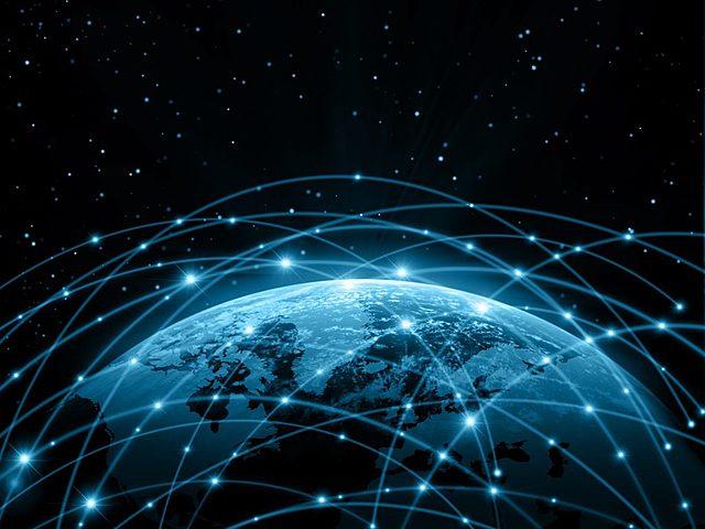 Создана глобальная спутниковая «Всемирная сеть» в системе ЮСИА