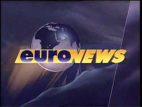 "Телеканал ""Euronews"" появляется на экранах"