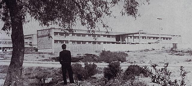 Fundación del Colegio Benavente