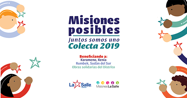 Colecta de misiones 2019-2020