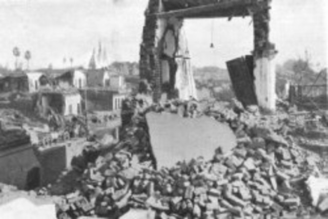 Terremoto con mayor nº de víctimas