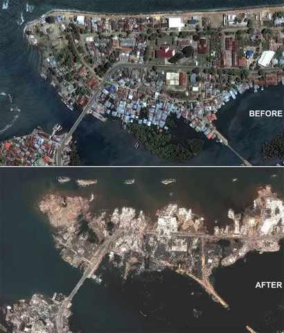 3º terremoto con mayor nº de víctimas