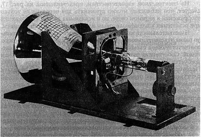Первый телевизор Зворыкина