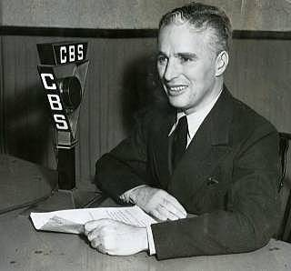 Открытие телестанции CBS