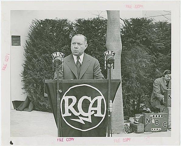 RCA как телевидение Зворыкина-Сарнова