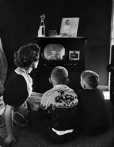 Формирование общенациональных телесетей США