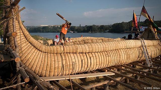 Egyptian Redd Boat