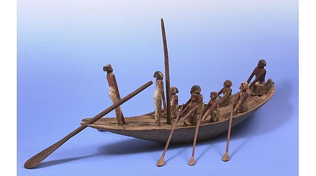 Egyptian costal and River sailship