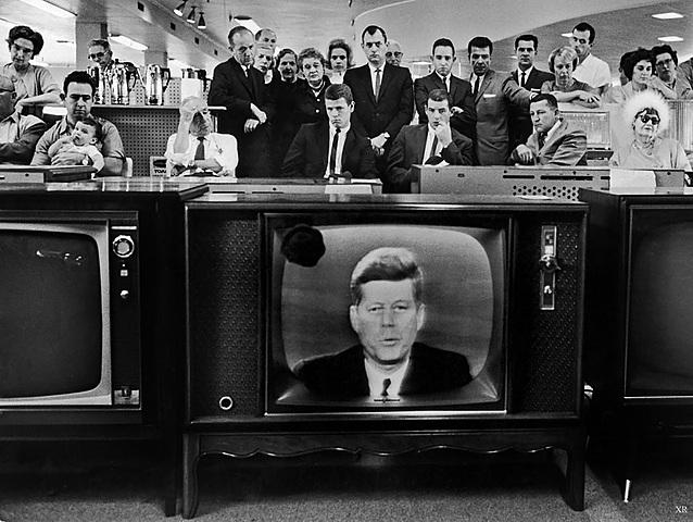 Общий доступ к телевидению в Америке