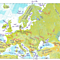 MAPA GENERAL DE EUROPA