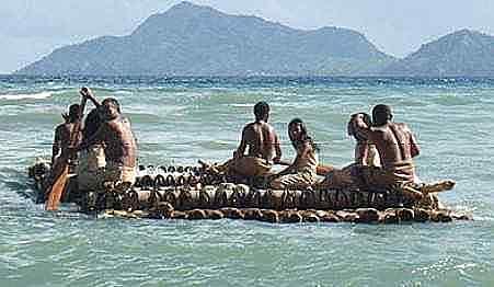 Prehistoric Rafts