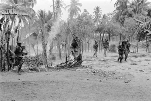 Civil war in Anogla