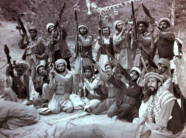 Russian, Afghanistan war