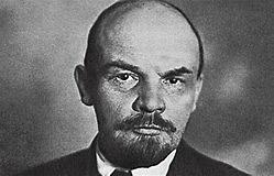 Lenin is born