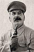 Stalin Is born