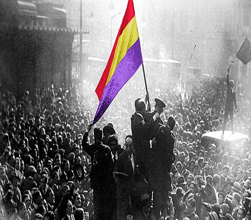 Proclamació de la Segona República