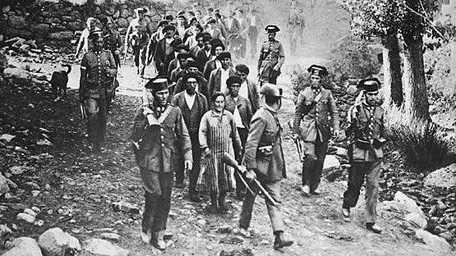 Fets d' Octubre de 1934 a Astúries