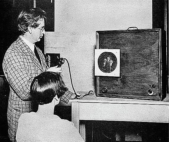 Распознавание лиц и передача по ТВ