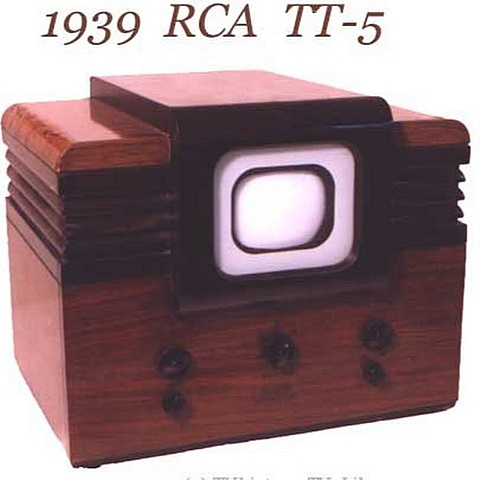 RCA представила первый телевизор RCS TT-5