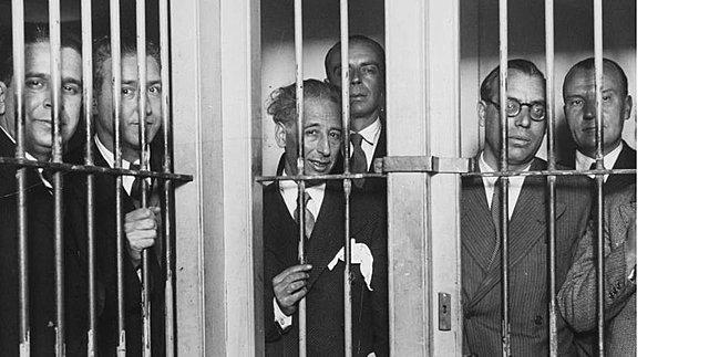 Empresonament de Lluís Companys i el seu govern