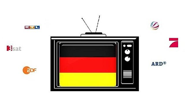 Появляется частное телевещание в ФРГ.