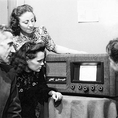История зарубежного телевидения timeline
