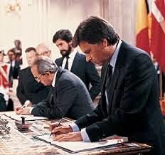Maastrich Treaty