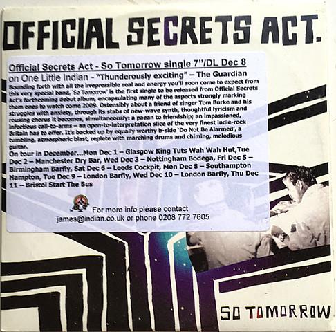 Обновление и уничтожение Закона Official Secrets Act
