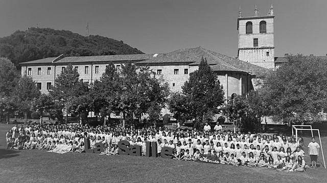 MY DAD: EGB at boarding school